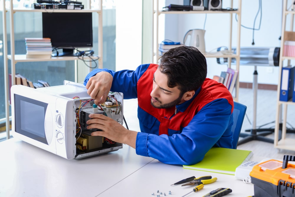 Benefits of home appliance service