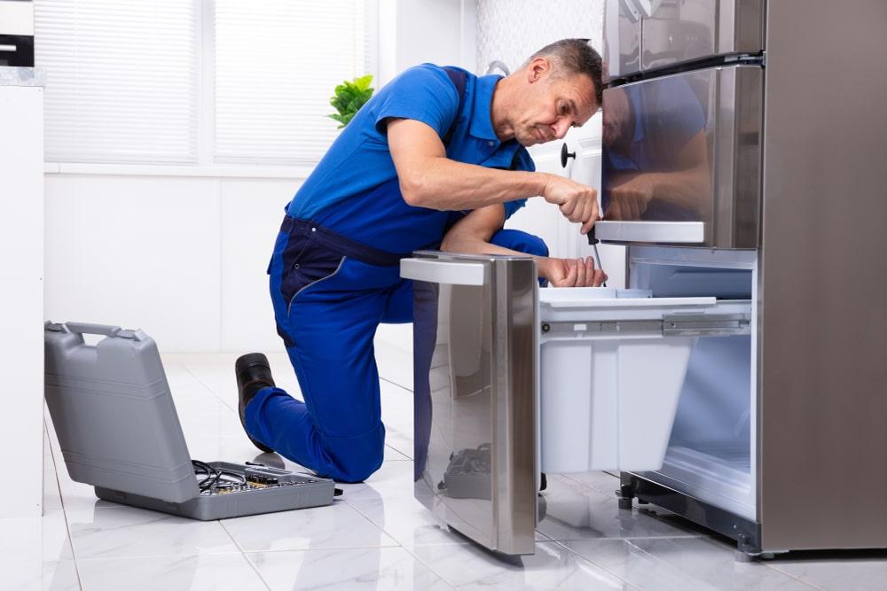 Repair or replace your refrigerator
