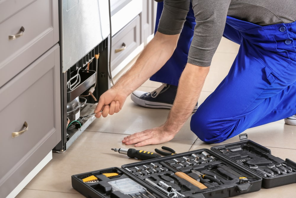 When to repair or replace your refrigerator
