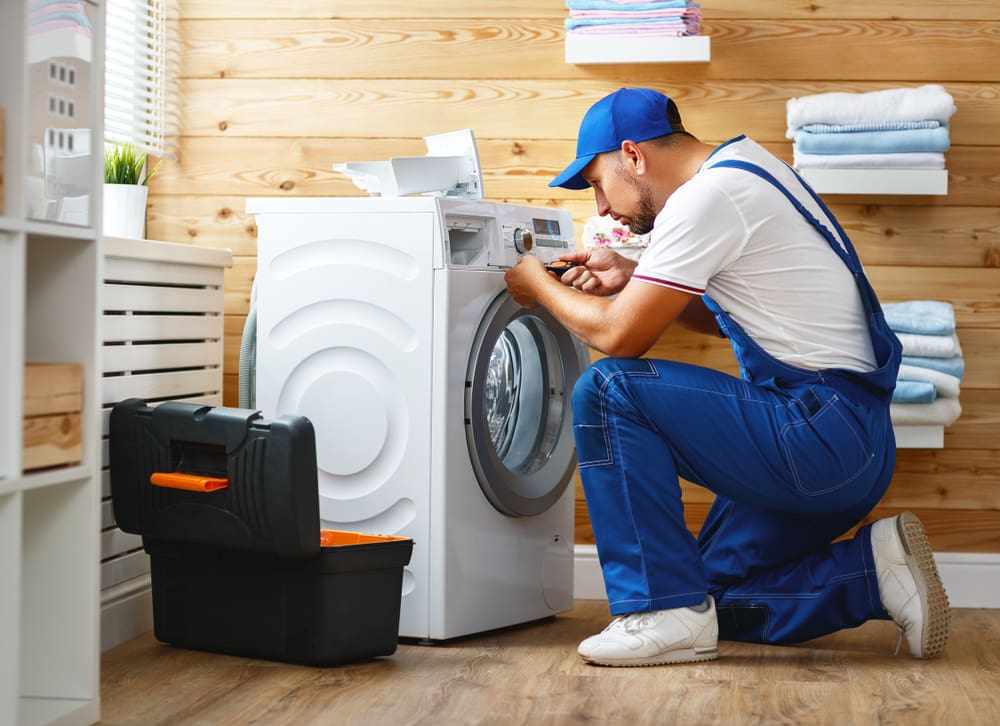 Washer repair Calgary