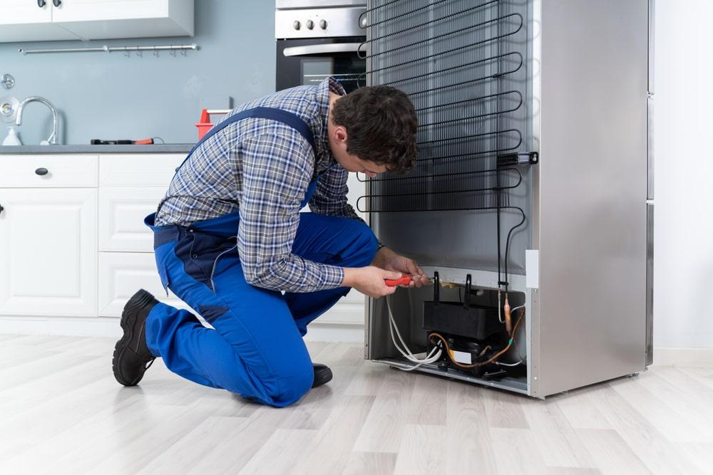 Refrigerator technician Calgary
