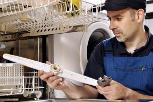 Dishwasher appliance repair Calgary